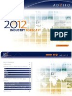 2012 Advito Industry Forecast