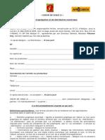 NOUVEAU Contrat Distribution Numerique 1an