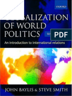 Baylys & Smith - The Globalization of World Politics~ Introduction to International Relations Theory