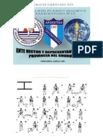 Formas de Taekwondo Wtf