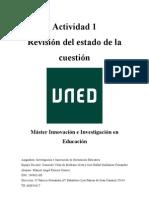 Actividad 1 Innovación e Investigación en orientación educativa