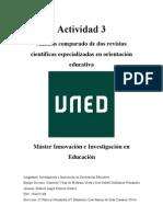 Actividad 3 Innovación e investigación en orientación educativa