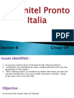 Group B09 Omnitel Pronto Italia