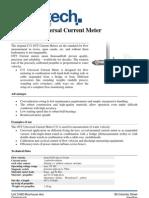 Ott c31 Universal Current Meter
