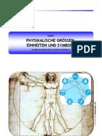 Skript Physikalische Größen, Einheiten und Symbole 2011