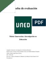 2º Prueba de evaluación de IIOEducativa