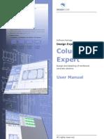 Column+Expert - Desenho de pilares de betão aramdo