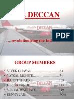 Air Deccan Final