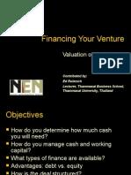 Raising Money and Valuation