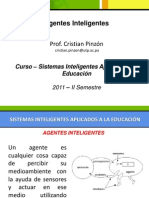 Tema 2 Agentes Inteligentes Capitulo 2 Libro