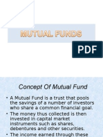 Concept of Mutual Fund