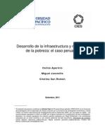 Desarrollo de la Infraestructura y Reduccion de La Pobreza