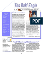 The Bald Eagle- Squadron Newsletter (Sept-Nov 2011)