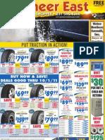 Pioneer East News Shopper, September 19, 2011
