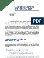 Capitulo Xxix - Complicaciones Hepaticas de Transplante Medula Osea