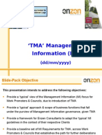 TMA - MI Strategy (Typical - For Promoters & HA)