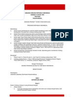 UU No. 8 Tahun 1995 Tentang Pasar Modal