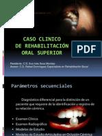 Caso Clinico Rehabilitacion Eva