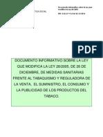 Documento+Informativo+Modificacion+de+La+Ley+28 2005