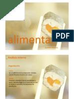 Alimental - Plan Marketing
