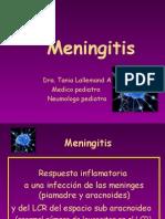 Meningitis Estudiantes