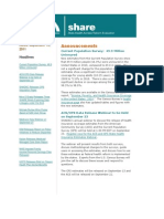 Shadac Share News 2011sep19