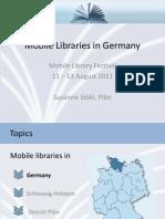 Biblioteca Itinerante - Alemanha