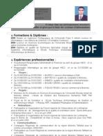 CV Erraffadar Mohamed