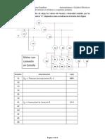 Ejercicios de conexión de motores en trifásica y esquemas podados
