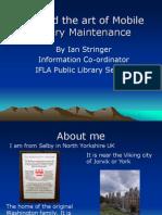 Bibliotecas Itinerantes - UK