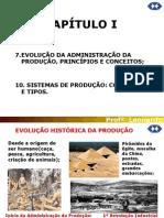 Slides Capitulo 1 Versao 19-08-08