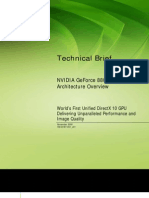 GeForce 8800 GPU Architecture Technical Brief