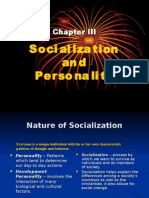 Chapter 03 Socialization and Personality