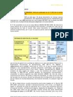 Cambios en La 4a Version de La Norma Iso 9001 v 2008