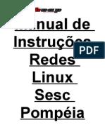 Redes Linux_ Sesc Pompeia