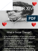 Chapter 14 Social Change