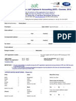FBT_AAT QCF Enrolment Form 2010 International_180810