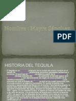 Cocteles Tequila