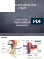 GI Tract and Associated Organs