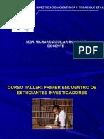 1.-Investigacion Cientifica y Todas Sus Etapas