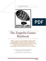 Zeppelin Games Rulebook Complete v1.0