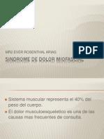 Sindrome de Dolor Miofascial