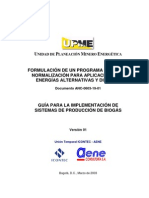 Guia Implementacion Sistemas Produccion de Biogas