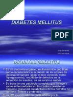 Diabetes Millitus Parte i