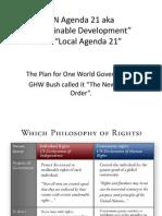 Understanding Sustainable Development and Agenda 21 7-21