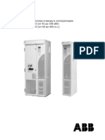Руководство по монтажу и вводу в эксплуатацию ACS800 02