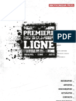 Book - Première Ligne (Skalpel, E.One & Akye)