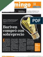 Reportaje_Bariven_Últimas Noticias-César Batiz 18 septiembre 2011