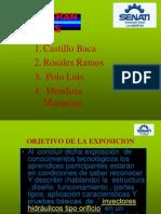 INYECTORES  TIPO ORIFICIO