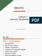 Lect 7 Security Handshake and Pitfalls